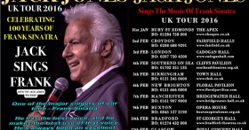January 31 – February 14, 2016 : UK Tour 2016