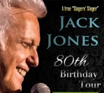 January 24 – March 3, 2018 : 80th Birthday Tour
