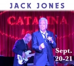 September 20 and 21, 2019 – Catalina Jazz Club, Hollywood CA