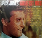 1970 : Jack Jones' Greatest Hits Volume 2