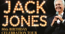 January 24 – February 9, 2018 : 80th Birthday UK Tour