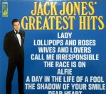 1968 : Jack Jones' Greatest Hits