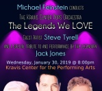 January 30, 2019 – The Kravis Center, West Palm Beach FL