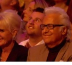 """Jack and Eleonora on BBC's """"Strictly Come Dancing"""""""