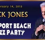 February 14, 2015: Newport Beach Jazz Party