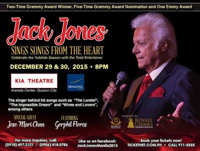 for his year ender concert in manila the official jack jones website. Black Bedroom Furniture Sets. Home Design Ideas